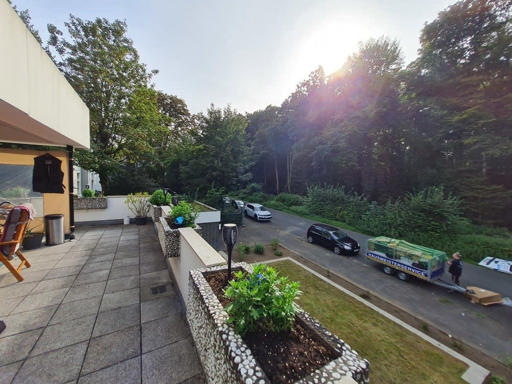 exklusive offene 3.5 Zimmer Wohnung mit Dachterrasse in gehobener Wohnlage von Mülheim
