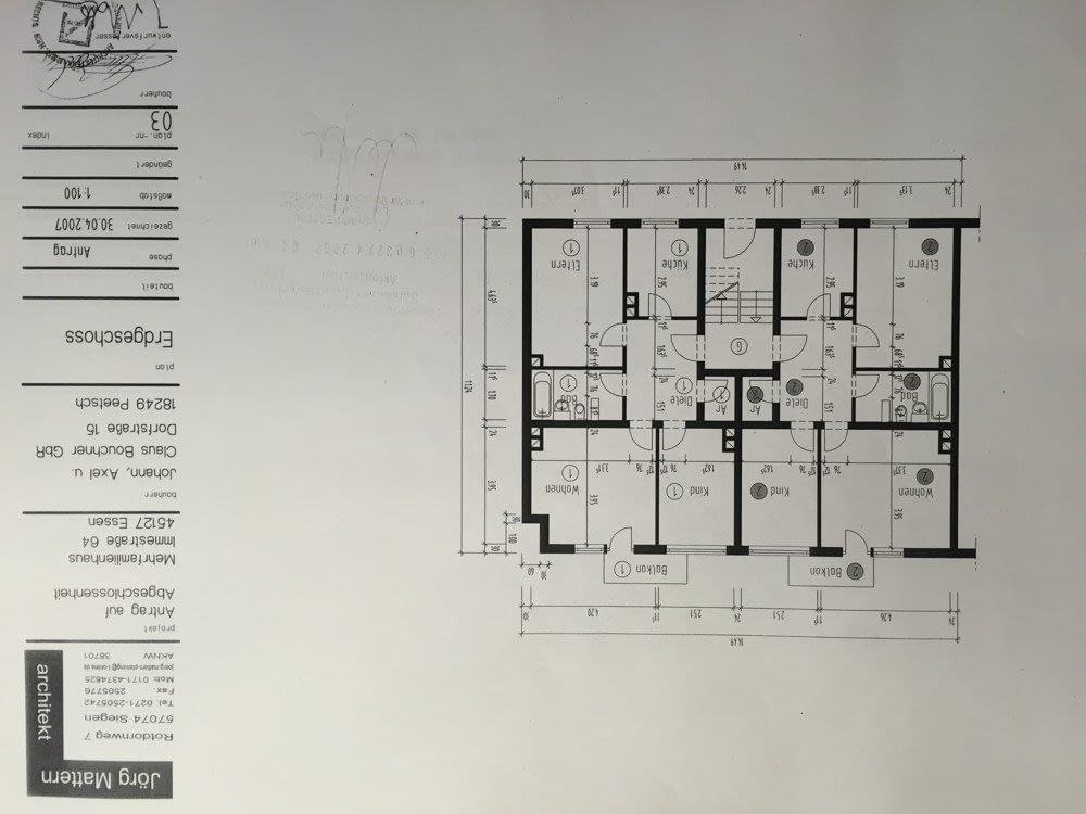 0. Erdgeschoss