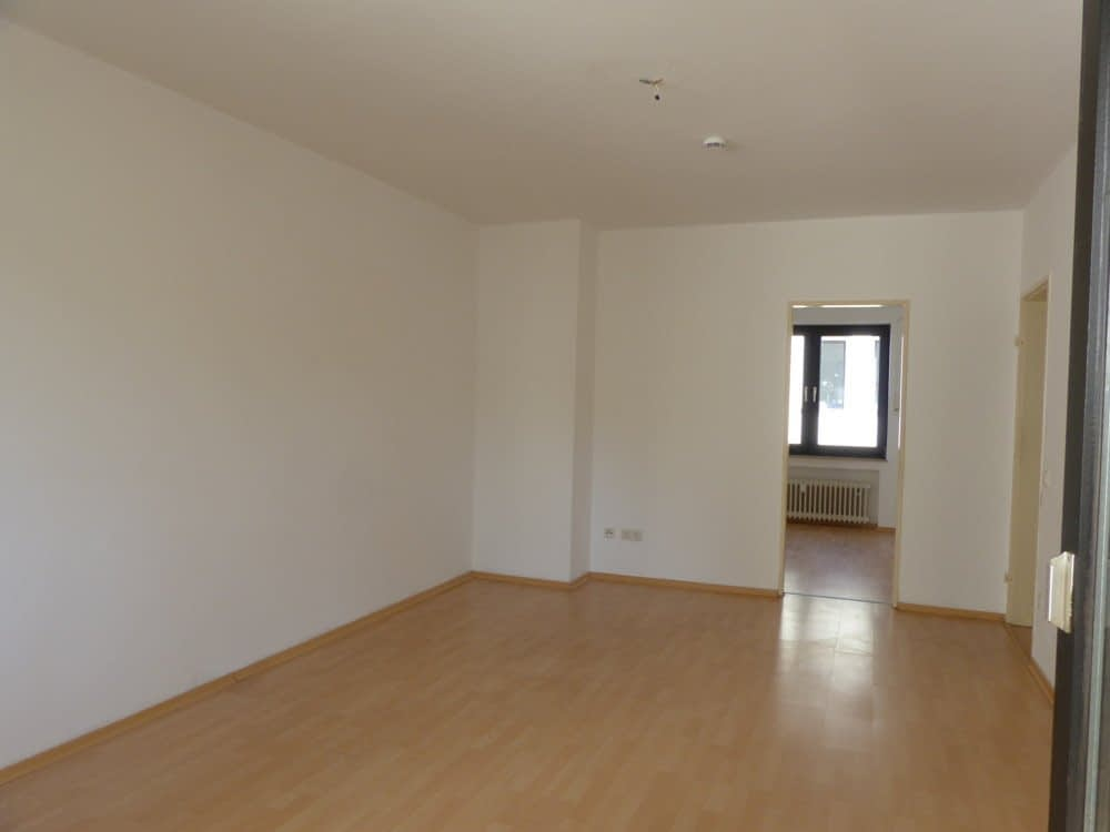 2 Zimmer Wohnung mit Balkon in zentraler Lage von Kray