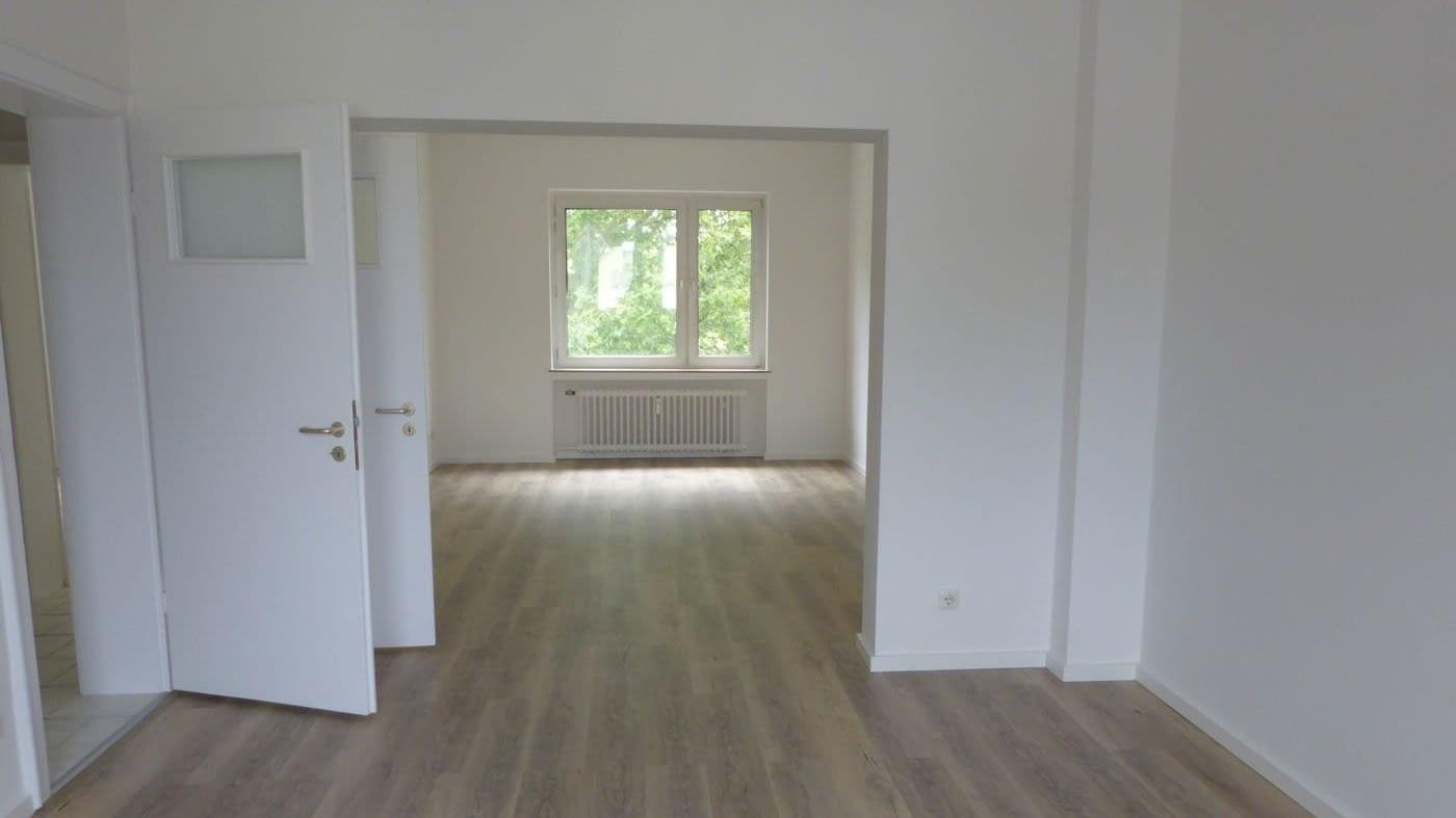 Tolle 2 Raum Wohnung mit Balkon in Rüttenscheid