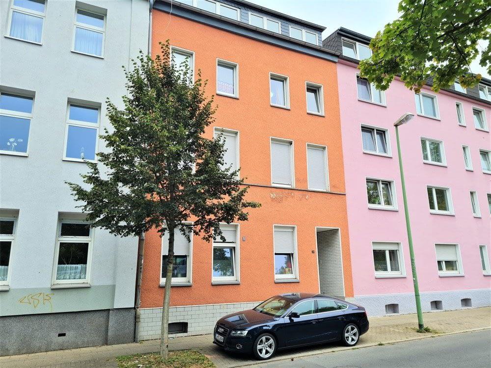 ideale Kapitalanlage: solides 4 Parteienhaus in Altenessen Süd mit Potenzial